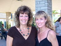 Mary Clements and Jody Porter